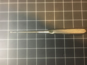 Top view photo of V. Mueller AU11308 Lempert Curette