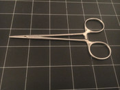 """Photo of Aesculap BH110R Halsted-Mosquito Delicate Forceps, 5"""""""