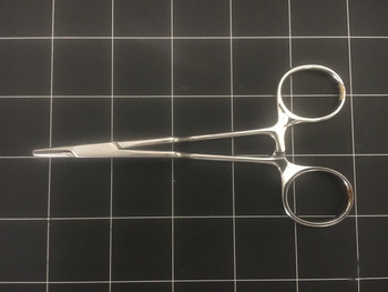 Top view photo of Aesculap BM024-5504T Needle Holder