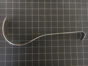"Side photo of Sklar 60-3212 Deaver Retractor #3, 1 1/2"""