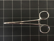 Left side photo of Sklar 65-6550 Collier Needle Holder