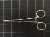 Left side photo of Sklar 65-6550 Collier Needle Holder