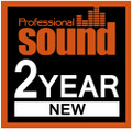 Professional Sound - 2 Year Subscription (New)