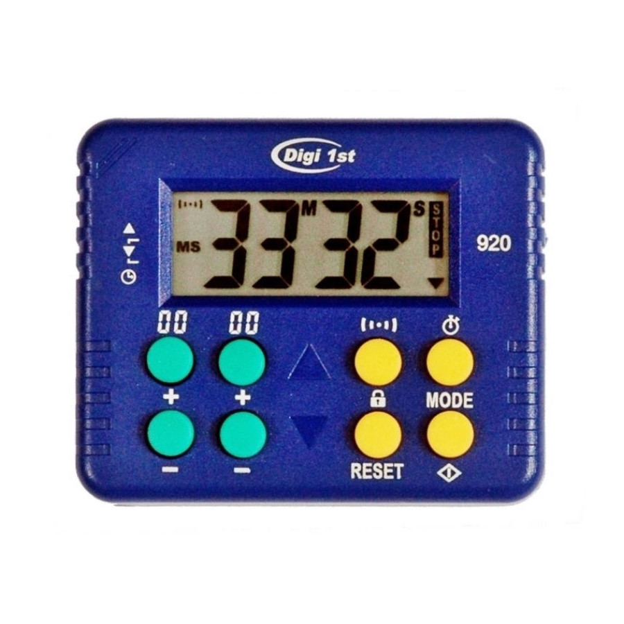 digi 1st t 920 9999 minute countdown count up timer