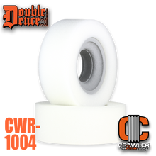 "Double Deuce 5.5"" Comp Cut Inner / Soft Outer & Tuning Ring"