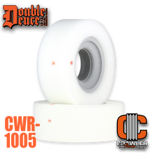 "Double Deuce 5.5"" Comp Cut Inner / Medium Outer & Tuning Ring"