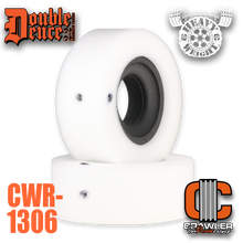 """Double Deuce 5.5"""" Heavy Weight Comp Cut Inner / Firm Outer & Tuning Ring"""