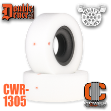 "Double Deuce 5.5"" Heavy Weight Comp Cut Inner / Medium Outer & Tuning Ring"