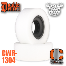 """Double Deuce 5.5"""" Heavy Weight Comp Cut Inner / Soft Outer & Tuning Ring"""