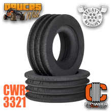 Deuce's Wild Single Stage Heavy Weight 2.2/3.0 Standard Foam Pair (2) - Traxxas UDR