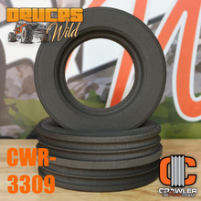 "Deuce's Wild Single Stage Heavy Weight for 3.8 Tires; 7.50"" - 7.25"" Tall Foam Pair (2)"