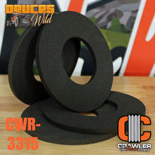 "Deuce's Wild Heavy Weight Single Stage 4.50"" Tuning Disc Set (4)"