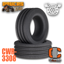 "Deuce's Wild Heavy Weight Single Stage for 1.9 Tires; 4.40""- 4.0"" Tall Foam Pair (2)"