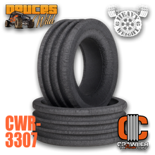 "Deuce's Wild Heavy Weight Single Stage for 1.9 Tires; 4.19""- 3.85"" Tall Foam Pair (2)"