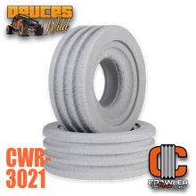 "Deuce's Wild Single Stage for 1.55 Tires; 4.40"" - 4.0"" Tall Foam Pair (2)"