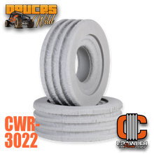 "Deuce's Wild Single Stage for 1.55 Tires; 4.75"" - 4.30"" Tall Foam Pair (2)"