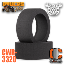 "Deuce's Wild Heavy Weight Single Stage 2.2/3.0"" RC Drag Racing Standard Foam Pair (2)"