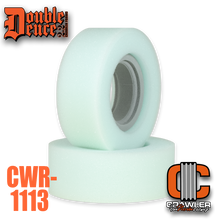 """Double Deuce 5.5"""" Loaded Dice Inner w/ Soft Outer + Tuning Ring"""
