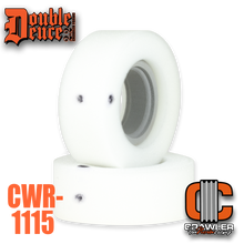 """Double Deuce 5.5"""" Loaded Dice Inner w/ Firm Outer + Tuning Ring"""