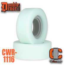 """Double Deuce 6.0"""" Loaded Dice Inner w/ Soft Outer + Tuning Ring"""