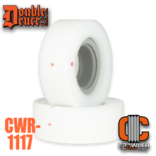 """Double Deuce 6.0"""" Loaded Dice Inner w/ Medium Outer + Tuning Ring"""