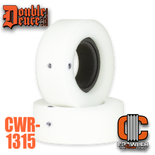 """Double Deuce 5.5"""" Heavy Weight Loaded Dice Inner w/ Firm Outer + Tuning Ring"""
