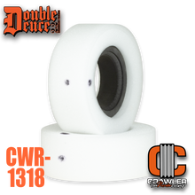 """Double Deuce 6.0"""" Heavy Weight Loaded Dice Inner w/ Firm Outer + Tuning Ring"""