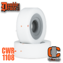 """Double Deuce 6.5"""" Comp Cut Inner / Medium Outer & Tuning Ring"""