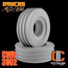 Deuce's Wild Single Stage 2.2 Tall Foam Pair