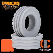 Deuce's Wild Single Stage 1.9 *XL* Foam Pair (2)