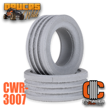 """Deuce's Wild Single Stage for 1.9 Tires; 4.19""""- 3.85"""" Tall Foam Pair (2)"""