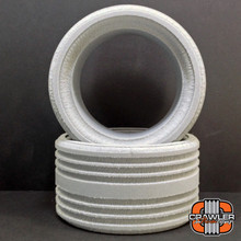 """Deuce's Wild Single Stage for 3.8 Tires; 6.20"""" - 5.95"""" Tall Foam Pair (2)"""