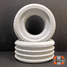 """Deuce's Wild Single Stage for 2.2 Tires; 5.0"""" - 4.60"""" Tall Foam Pair (2)"""