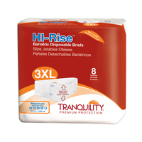 Tranquility® HI-Rise™ Bariatric Brief