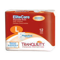 Tranquility® EliteCare® Disposable Briefs