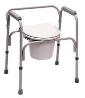 Commode All-In-One