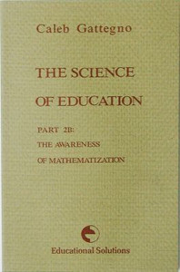 The Awareness of Mathematization