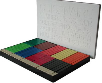 International Set Plastic Cuisenaire® Rods