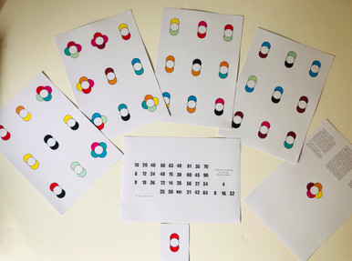 THE PRODUCT PLAYING CARDS ARE DOWNLOADABLE AS A PDF FOR YOU TO CUT OUT AND KEEP