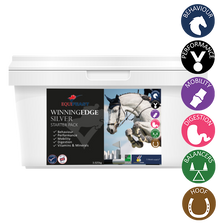 Competition supplement for horses.