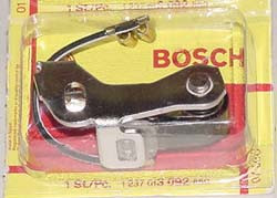 Distributor Point, NOS,  Bosch ,  Porsche 356 ' 60 - ' 65