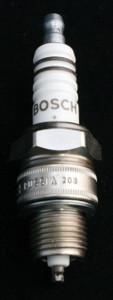 Porsche 356A,356B,356C,912 Spark Plug, NOS Bosch Platinum