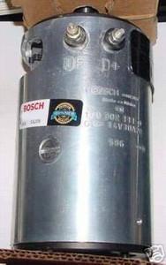 Porsche  Bosch 912 Generator, New, 12-Volt,  912 '68-'69