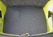 Porsche 914 Front Trunk Carpet Set, All 914
