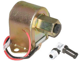 Porsche 914, 911, & 912, Electric Fuel Pump For Carburation