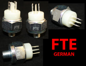 Brake Light Switch,2 Pole,FTE German,Porsche 911