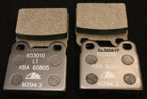 Porsche Disc Brake Pads, Rear,  911, 912, 914,  'ATE'