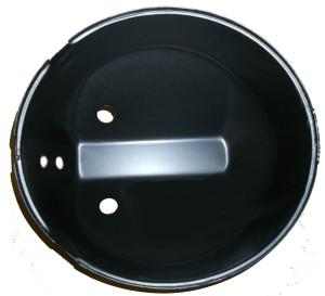 Porsche Headlight Bucket, Dansk, W/No Tabs, fits Left Or Right, 356A, 356B, 356C