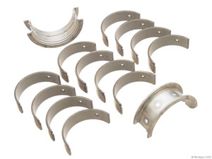Porsche Main Bearing Set, Glyco Made In Germany, Standard Size, Set, 911 '65-'75 & 914-6