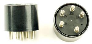 Porsche Multi Purpose/ Horn Relay/, OEM, Standard 5 Pin, Black, 911 & 912